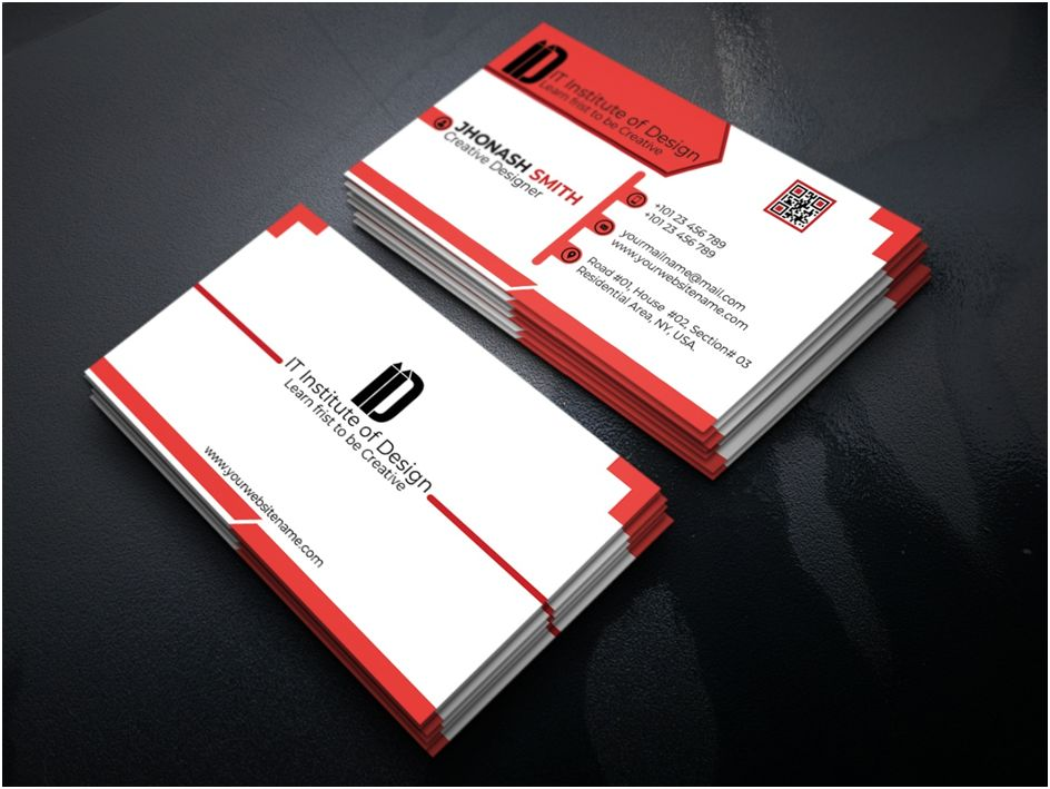About Business Card Design
