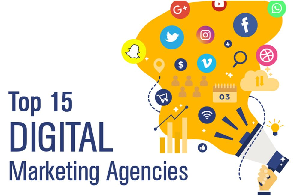 Top 15 Digital Marketing Agencies you can hire in 2019