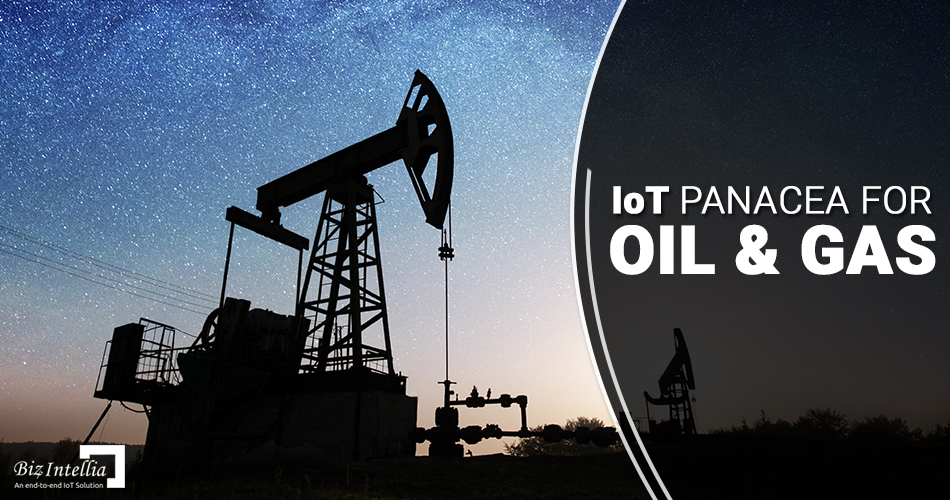 IoT Panacea for Oil and Gas
