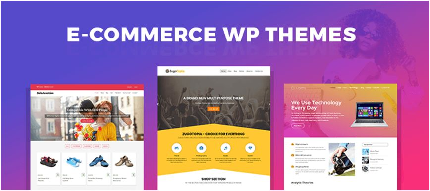The 12 Most Popular WordPress E-Commerce Themes of 2019