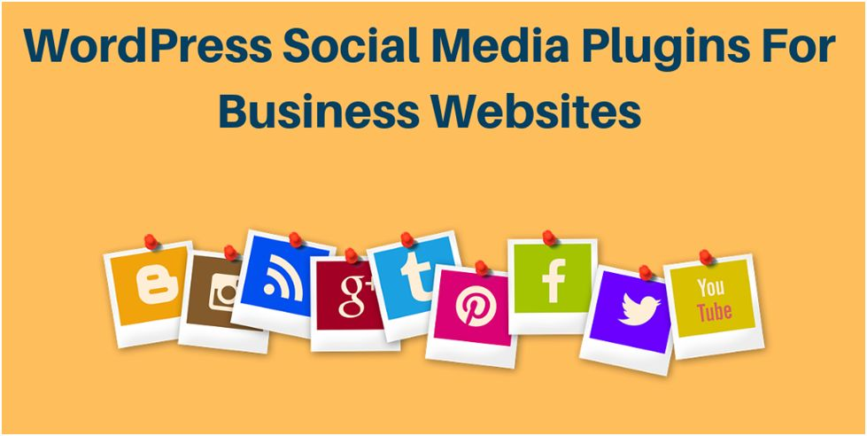 6 Essential WordPress Social Media Plugins For Business Websites