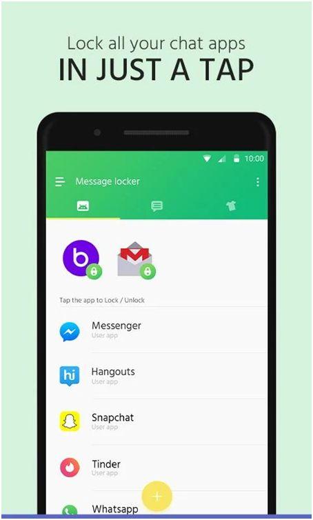 Message Locker – Chat lock AppLock Lock themes