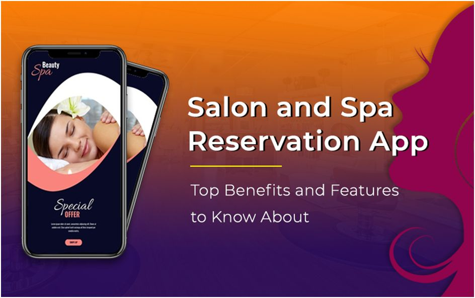 Salon and Spa Reservation App