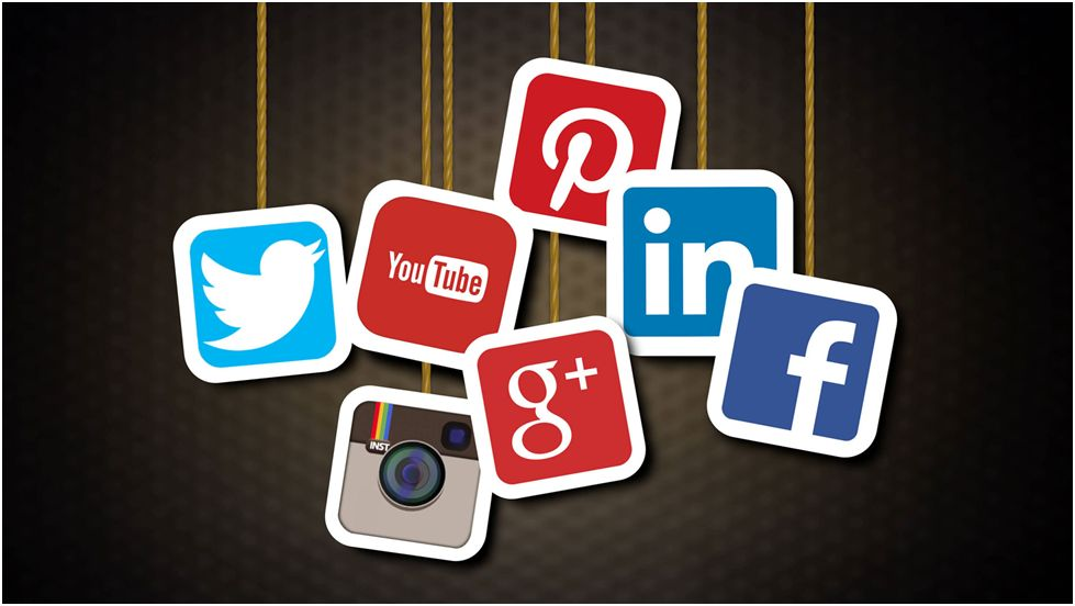 social media channels drive most of the traffic