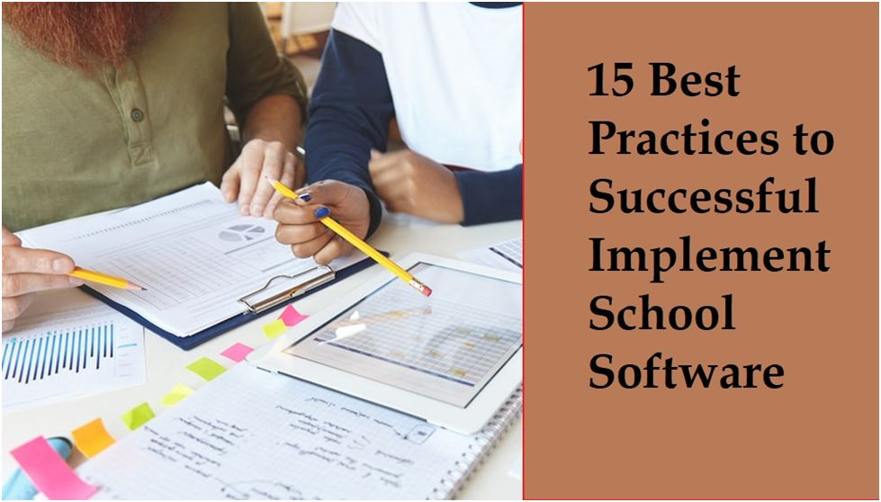 Best Practices to Successful Implement School