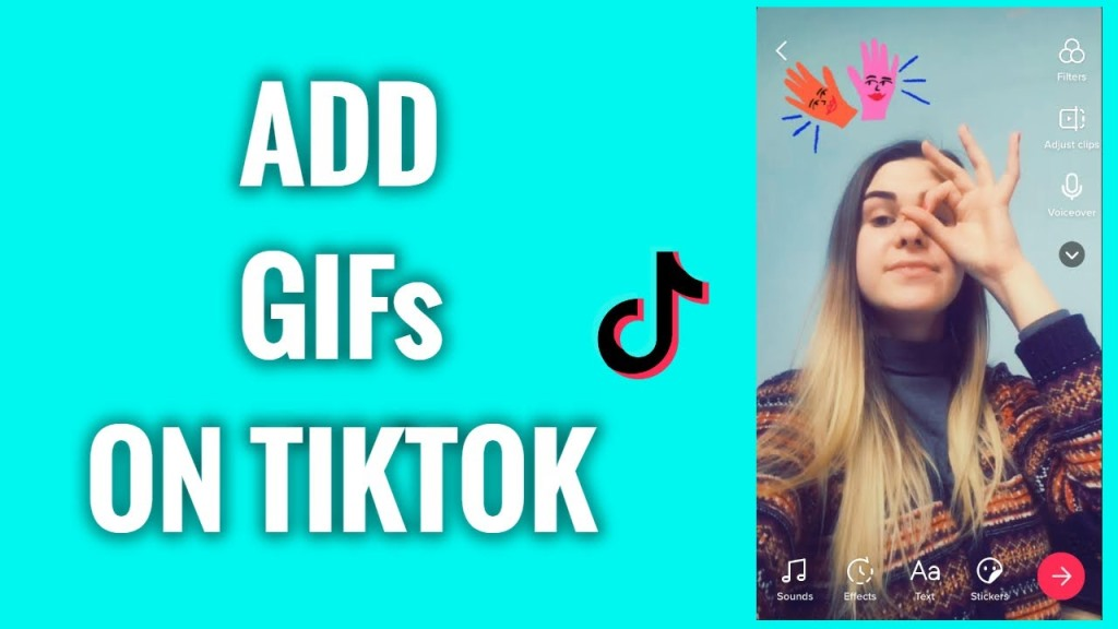 Make A GIF From Your TikTok Videos