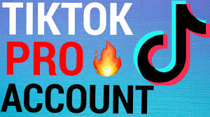 TikTok Pro Account