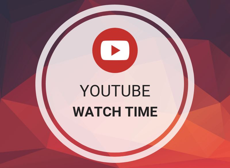 YouTube-Watch-Time