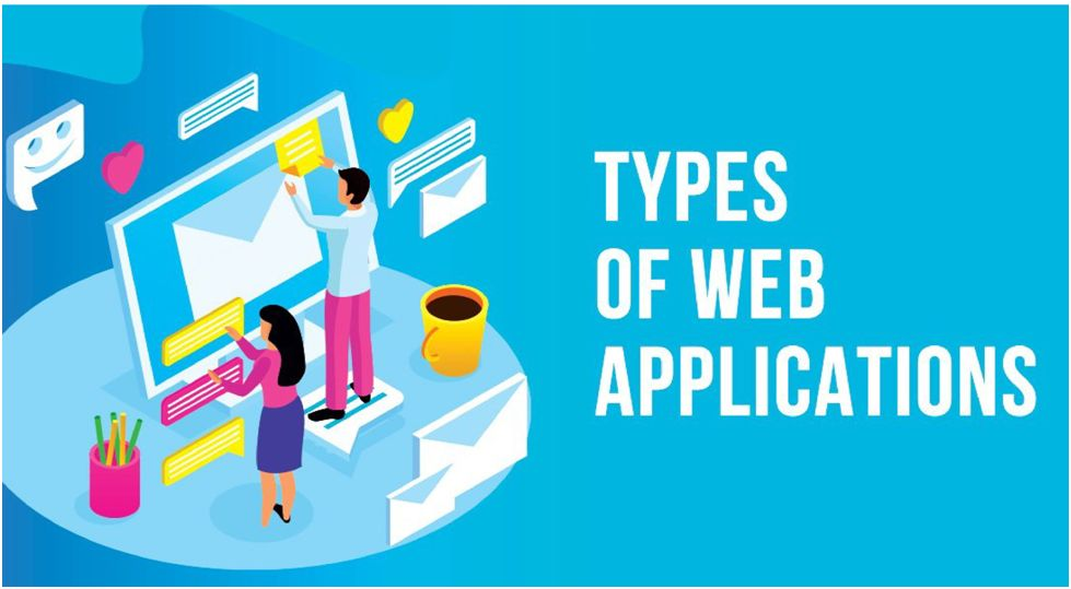 Different kinds of Web applications