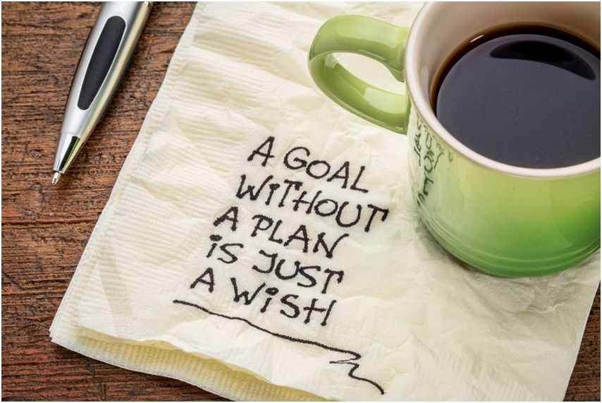 Get Clear On Your Goals And Objectives
