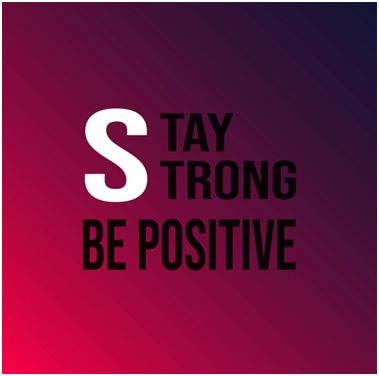 Stay Strong And Confident