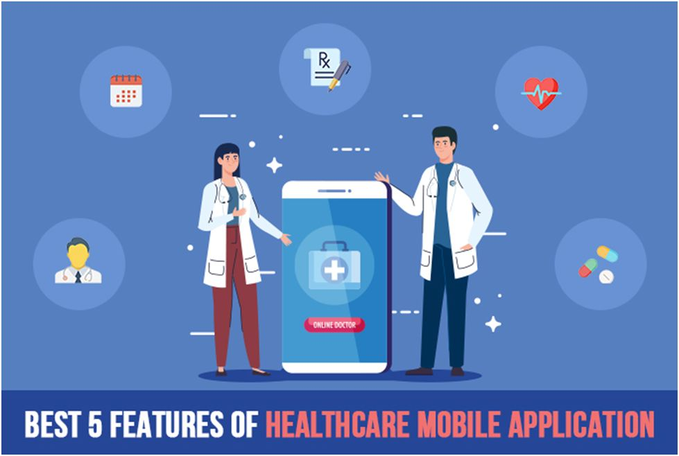Features to Integrate in Healthcare Mobile Application
